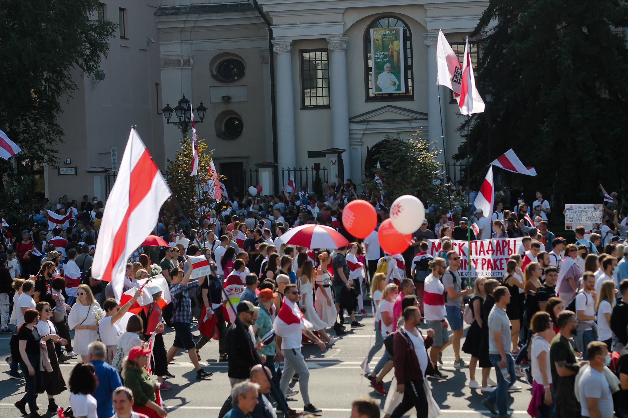 <strong>#Belarus</strong> &#8211; How Europe answers to a society in the process of emancipation